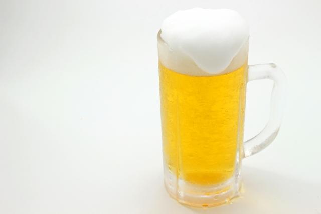 アルコール摂取