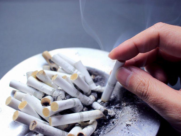 喫煙している方の7割はニコチン依存症という病気